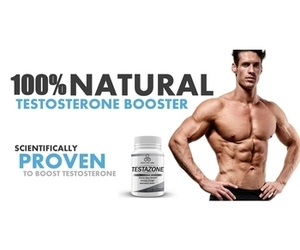 100% Natural Testosterone Booster
